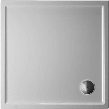 Duravit Starck sprchová vanička Slimline 1000x1000mm,čtverco