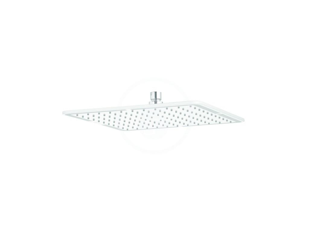 Kludi A-Qa Horní sprcha, 300x300 mm, bílá/chrom