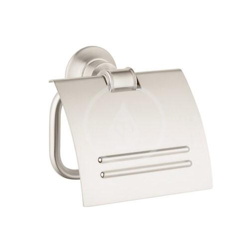 Axor Montreux Držák na toaletní papír, kartáčovaný nikl
