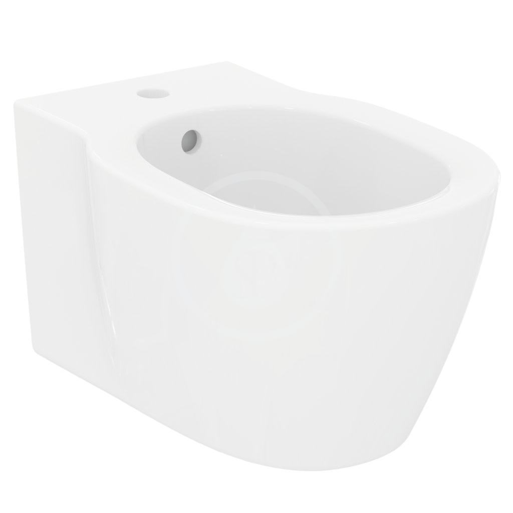 Ideal Standard Connect Závěsný bidet, 360x540x300 mm, s Ideal Plus, bílá
