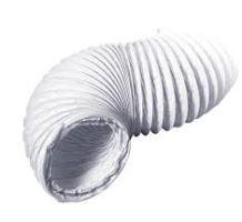 Zehnder ohebné stropní potrubí, průměr 100 mm, délka 3 m