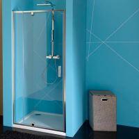 Polysan EASY LINE sprchové dveře otočné 880-1020mm, čiré sklo