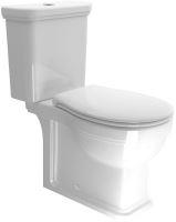 Kombi WC Classic,spodní/zadní odpad