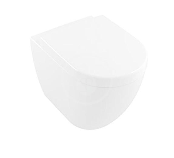 Villeroy & Boch Subway 2.0 Stojící WC, DirectFlush, CeramicPlus, Star White