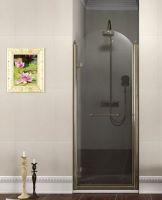 Gelco ANTIQUE sprchové dveře otočné, čiré sklo, bronz