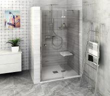 Polysan FORTIS LINE sprchové dveře do niky, čiré sklo, pravé