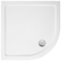 Ideal Standard Simplicity Stone Sprchová vanička 910x910 mm, bílá