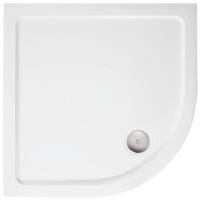Ideal Standard Simplicity Stone Sprchová vanička litý mramor 1210 x 910 mm, bílá