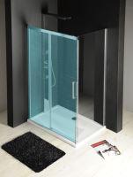 Gelco FONDURA boční stěna, čiré sklo