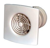 Zehnder Silent Axiální ventilátor Timer & Humidistat – s časovačem a čidlem vlhkosti