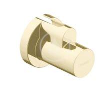 Hansgrohe Rohové ventily Krytka, leštěný vzhled zlata