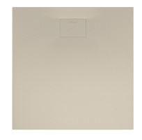 Sprchová vanička Lavano čtvercová cappucino 100 x 100 cm