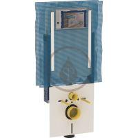 Geberit Kombifix Montážní prvek pro závěsné WC, 109 cm, splachovací nádržka pod omítku Sigma 8 cm, pro odsávání zápachu