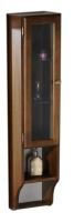 Sapho RETRO skříňka k zrcadlu 25x115x20cm, buk, levá