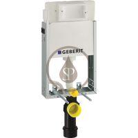 Geberit Kombifix Montážní prvek Basic pro závěsné WC, 108 cm, splachovací nádržka pod omítku Delta 12 cm
