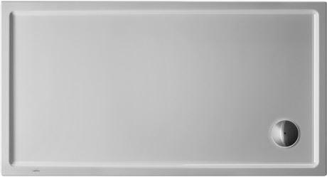Duravit Starck sprchová vanička Slimline 1400x700mm,obdélník