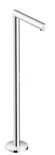Axor Uno Vanový výtok na podlahu, chrom