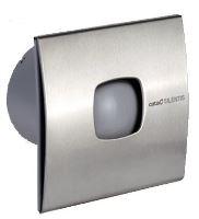 Cata SILENTIS 12 INOX koupelnový ventilátor axiální, 20W, potrubí 120mm, nerez