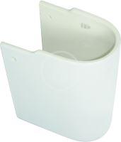 Ideal Standard Connect Polosloup pro umývátko Cube 400 mm/Arc/Sphere 450 mm, bílá