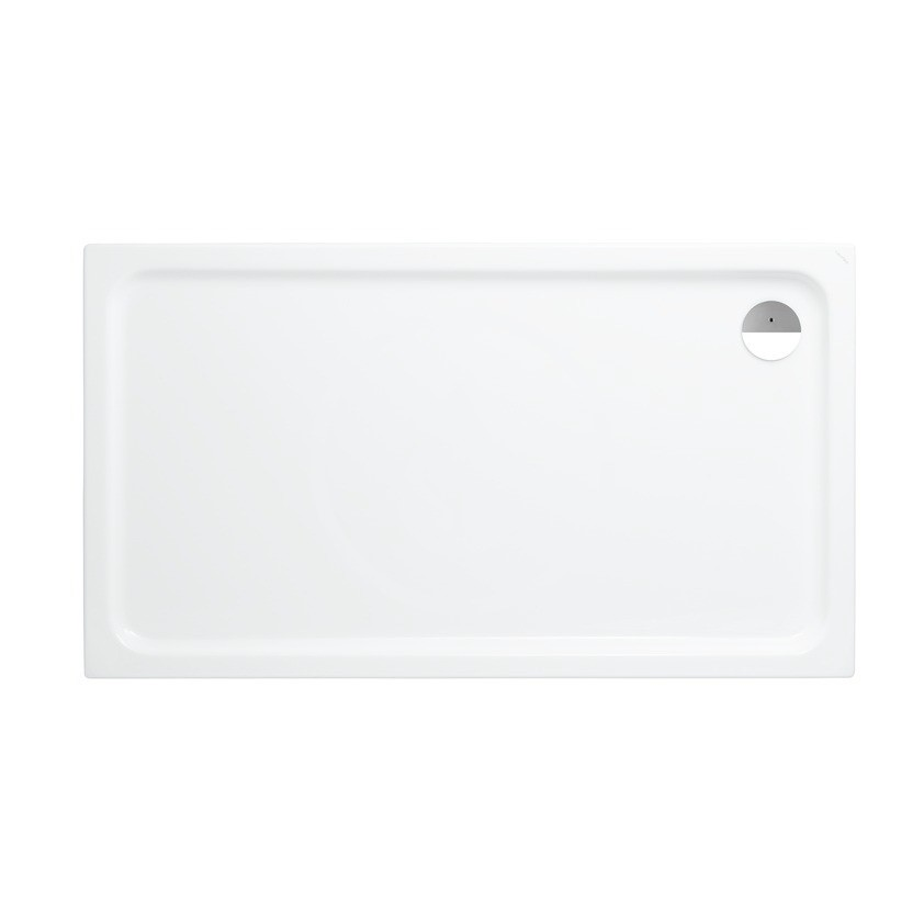 Laufen Solutions Sprchová vanička, 1600 x 900 mm, bílá