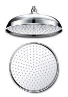 Sapho RETRO hlavová sprcha, průměr 305mm, chrom