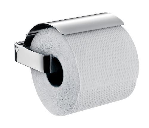 Loft držák toaletního papíru s krytem ch