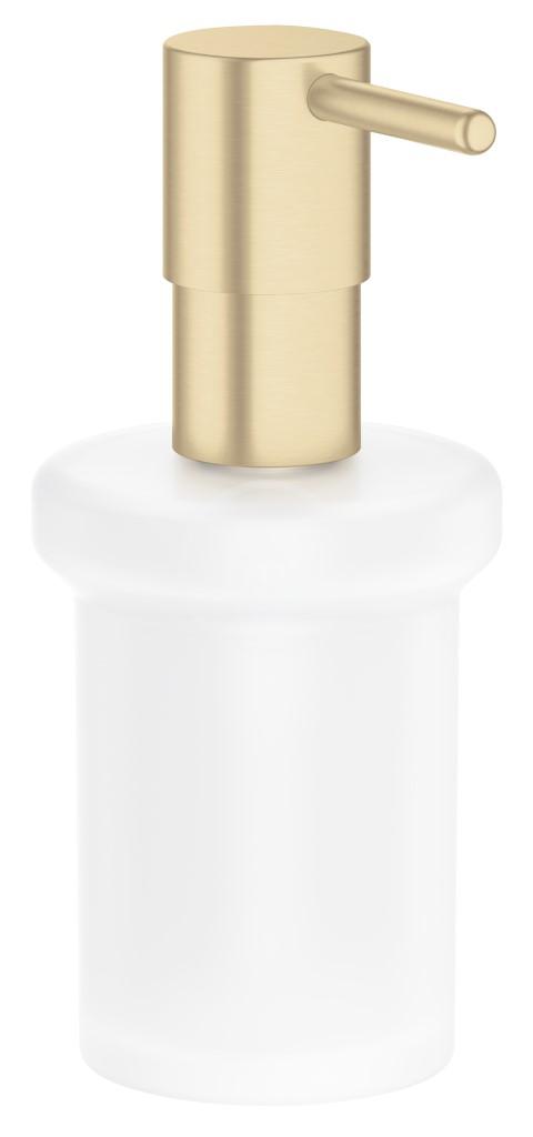 Grohe Essentials Dávkovač tekutého mýdla, kartáčovaný Cool Sunrise