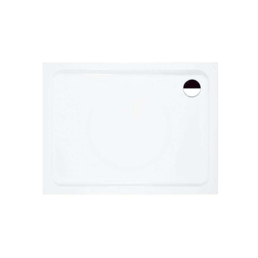 Laufen Solutions Sprchová vanička, 900 x 750 mm, bílá