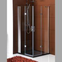 Gelco LEGRO čtvercová sprchová zástěna 900x900mm, čiré sklo