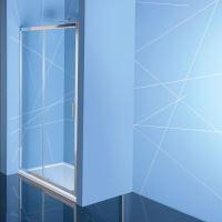EASY LINE sprchové dveře, čiré sklo