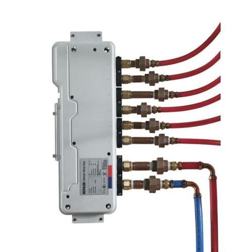 DTV ventil termostatický 6-cestný