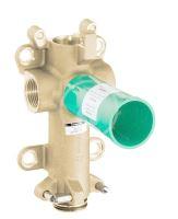 Axor One Základní těleso pro uzavírací podomítkový ventil