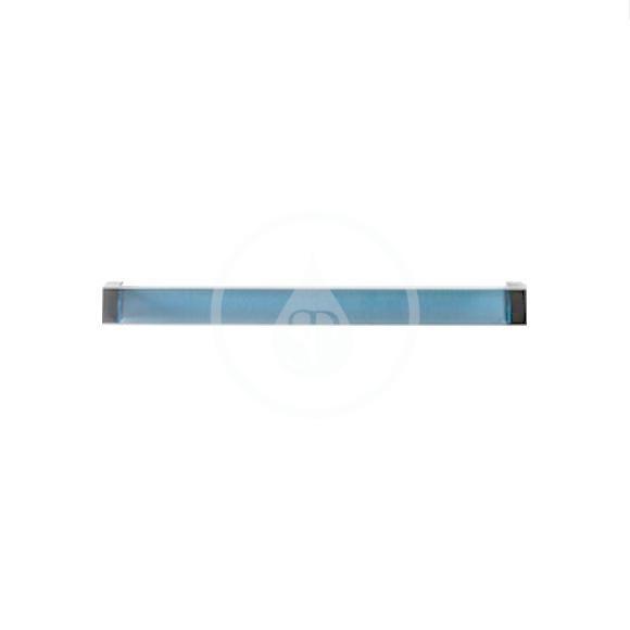 Laufen Kartell Držák na ručník 450 mm, chrom/barva modrá
