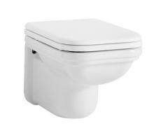 Kerasan WALDORF WC závěsné 37x33,5x55cm