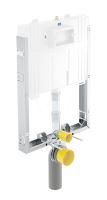 Villeroy & Boch ViConnect Předstěnová instalace Compact pro závěsné WC, 78 cm, se splachovací nádržkou pod omítku, pro zděné stěny