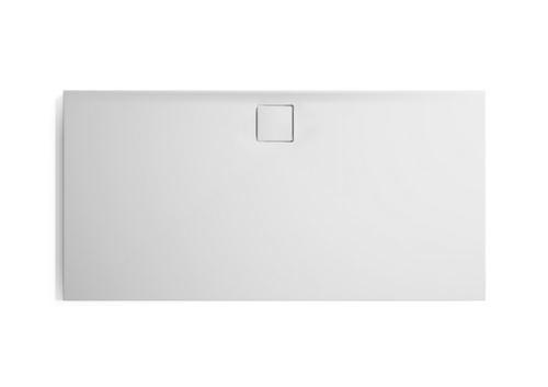 Hüppe EasyFlat sprchová vanička 4-úhelník barva vaničky: bílá matná