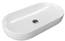 Umyvadlo na desku JIMA 82 82x41 cm bílé