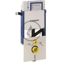 Geberit Kombifix Montážní prvek pro závěsné WC, 108 cm, splachovací nádržka pod omítku Sigma 12 cm, pro odsávání zápachu