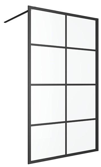 Stěna Walk-in FABRIKA 100x200cm