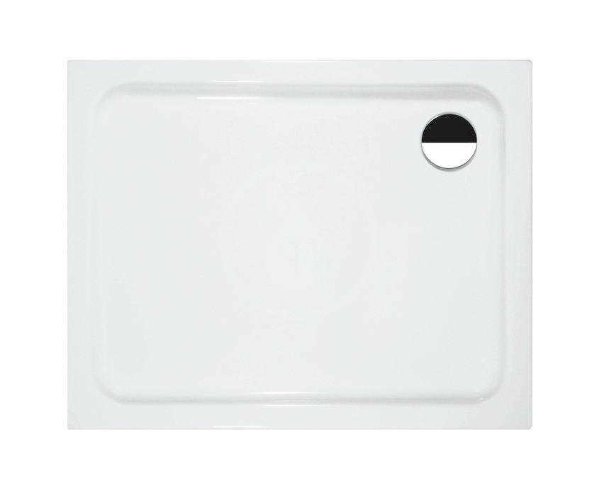 Laufen Solutions Sprchová vanička, 1000 x 900 mm, bílá