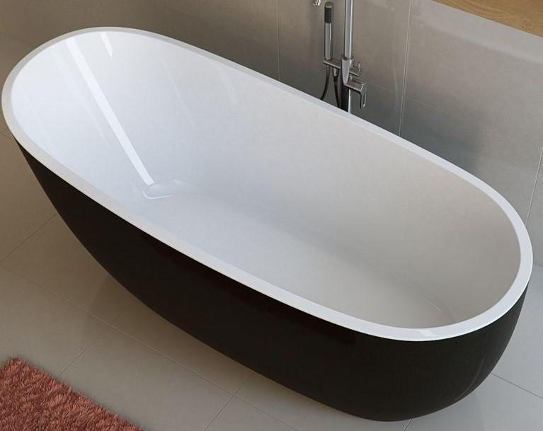 Vana Comfort černo- bílá 175x74 cm