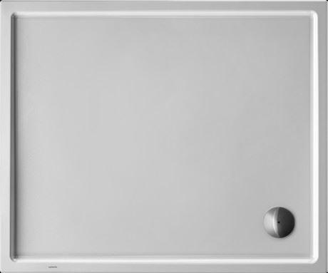 Duravit Starck sprchová vanička Slimline 1200x1000mm,obdélní