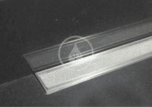 I-Drain Swarovski Nerezový rošt pro sprchový žlab, s krystaly Swarovski, délka 1000 mm