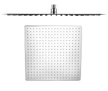 Sapho SLIM hlavová sprcha, čtverec 500x500mm, leštěná nerez