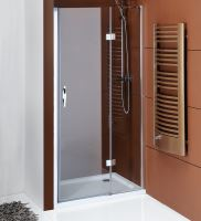 Gelco LEGRO sprchové dveře do niky 1200mm, čiré sklo