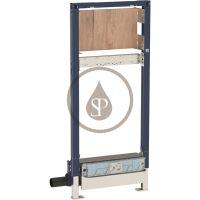 Geberit Duofix Montážní prvek pro sprchu, 130 cm, s odtokem ve stěně, nástěnná armatura pod omítku