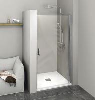 Polysan ZOOM LINE sprchové dveře celokřídlé, čiré sklo