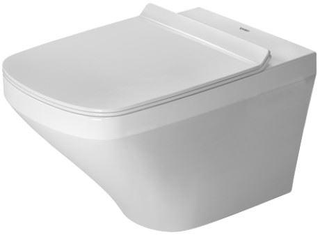 Duravit DuraStyle závěsné WC 540mm Rimless, bílá
