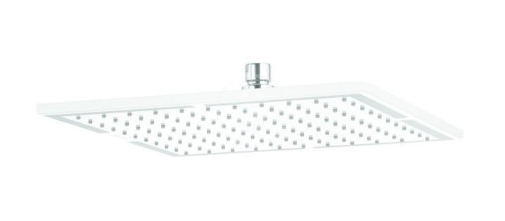 Kludi A-Qa Horní sprcha 300x300 mm, bílá/chrom