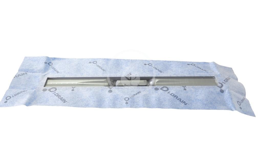 I-Drain ABS 54 ABS sprchový žlab s hydroizolací, délka 700 mm